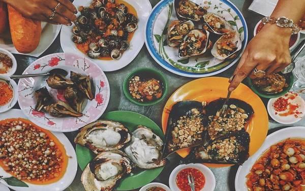 Ốc Sài Gòn – Đã thử là ngon, đã ăn là nghiền không lối thoát