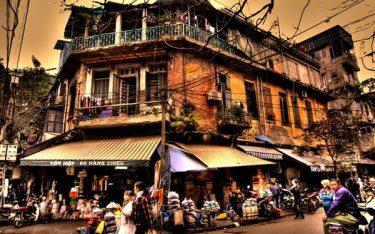 Phố cổ Hà Nội địa điểm không thể bỏ lỡ khi đến với Thủ đô