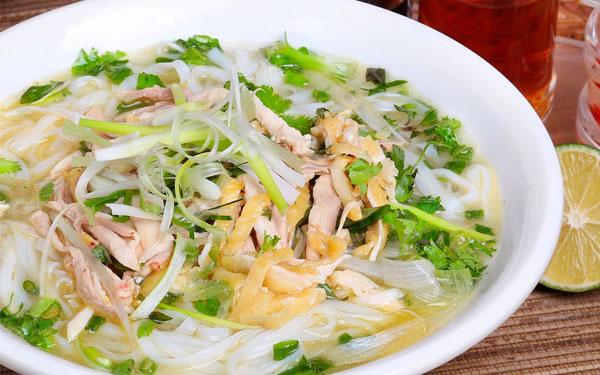 Món ăn nổi tiếng Hà Nội