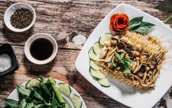 Ngon không cưỡng lại với món phở sắn Quảng Nam