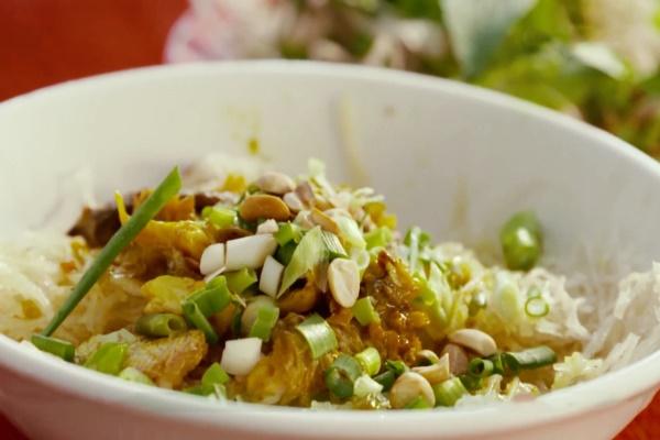 Tinh hoa ẩm thực Quảng Nam