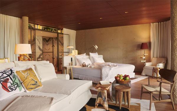 Thiết kế phòng ngủ phong cách cổ điển châu Âu