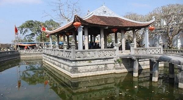 Kiến trúc phủ Vân Cát