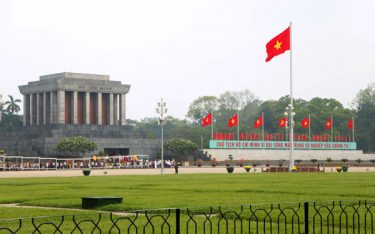 Quảng trường Ba Đình: Địa danh lịch sử giữa lòng Thủ đô