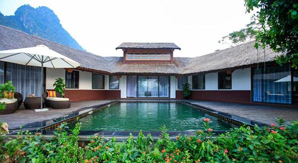 Serena Kim Bôi Resort tại Hòa Bình