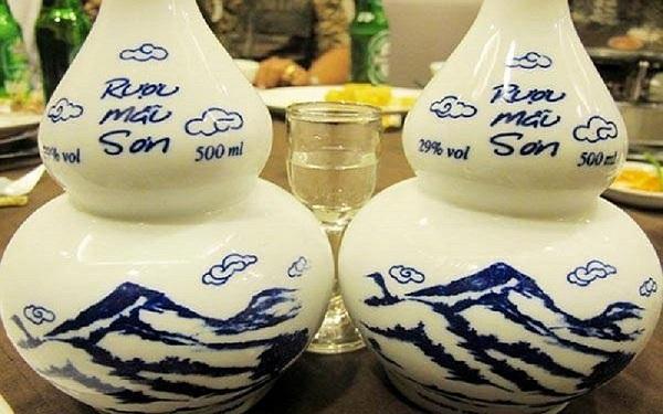 Ngất ngây với hương vị tuyệt đỉnh của rượu Mẫu Sơn