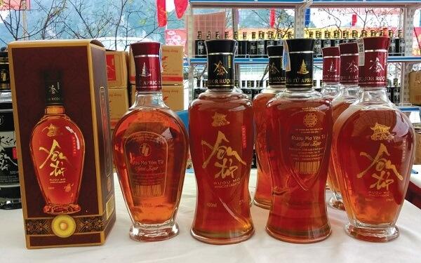 Rượu mơ Yên Tử: Thức uống tuyệt vời cho phái mạnh