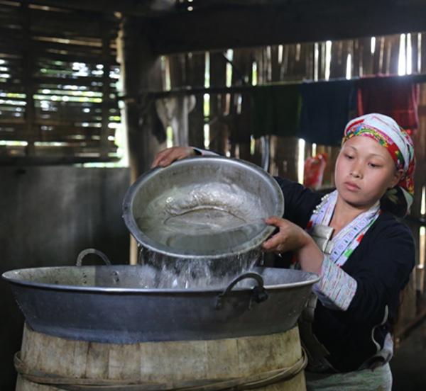 Rượu san lùng – thức uống được mệnh danh là rượu tiên ở Sapa
