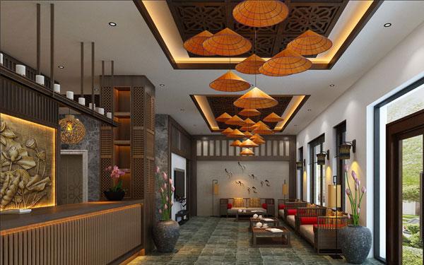 Trang trí nội thất phù hợp tạo nên không gian thân thiện, ấm áp và sang trọng