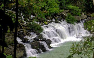 Đến Đắk Lắk khám phá thác Krông Kmar hùng vĩ, hoang sơ