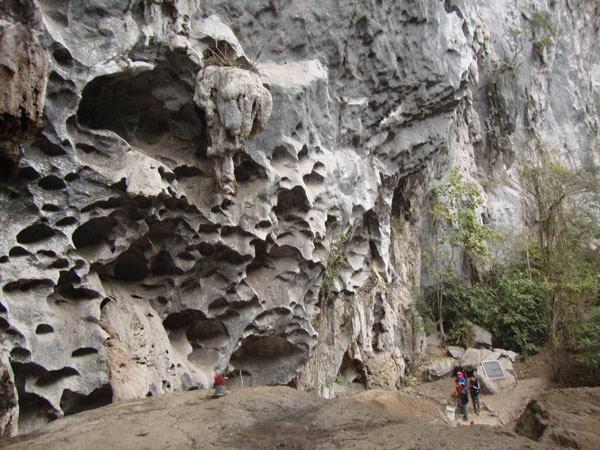 Khu khảo cổ Thần Sa