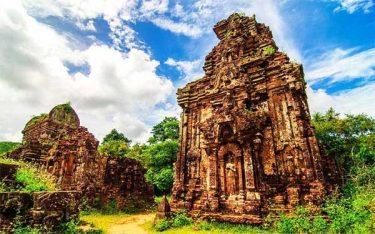 Ghé thăm thánh địa Mỹ Sơn khám phá nét đẹp tôn giáo tín ngưỡng