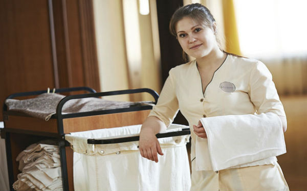 6 thiết bị hỗ trợ bộ phận buồng phòng quan trọng khách sạn phải có