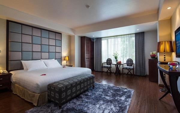 Cập nhật xu hướng thiết kế khách sạn 4 sao mới nhất hiện nay