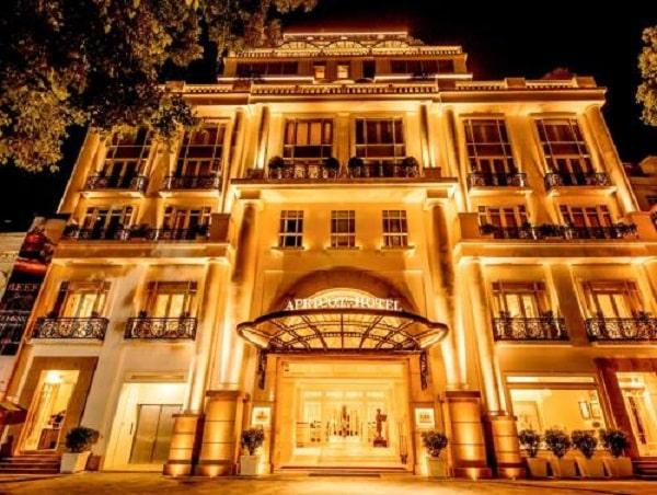 Mẫu thiết kế khách sạn 5 tầng đang được tìm kiếm nhiều nhất hiện nay