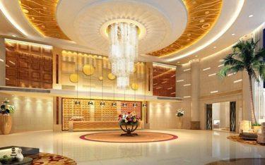 Tổng hợp các mẫu thiết kế khách sạn 5 tầng đẹp nhất hiện nay