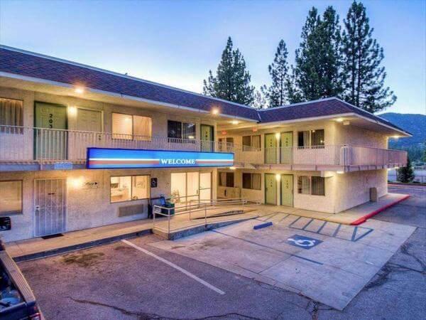 Thiết kế nhà nghỉ bình dân thuận tiện cho việc di chuyển