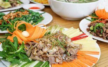 Thẩm vị thịt dê Ninh Thuận: Dù khó tính cũng phải gật gù tán dương