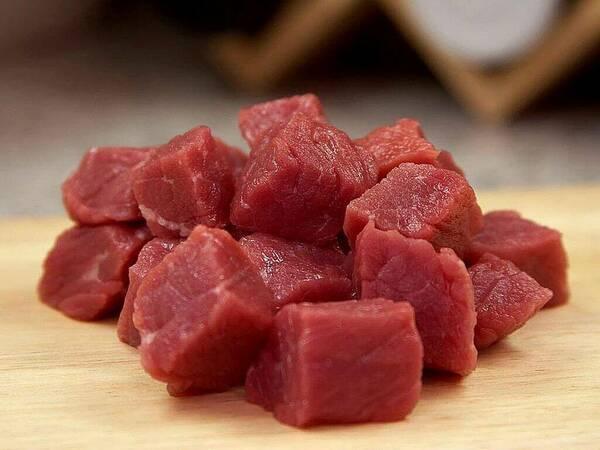 Miếng thịt trâu hoàn hảo