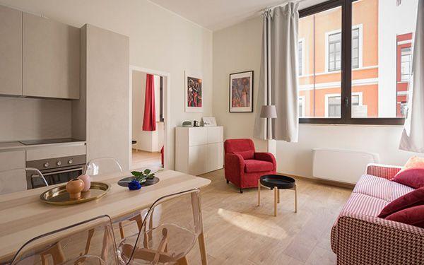 Diện tích các phòng phải đảm bảo thoải mái cho khách