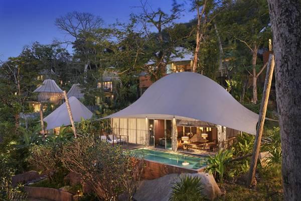 tiêu chuẩn thiết kế resort