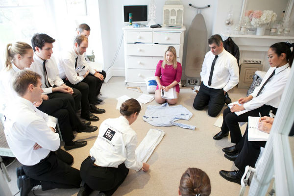 Liên tục bồi dưỡng nghiệp vụ cho nhân viên