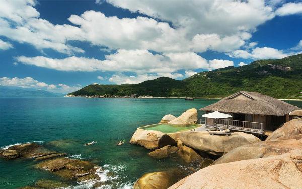 """Vịnh Ninh Vân – nơi chốn bình yên cho những """"kẻ"""" ẩn dật"""