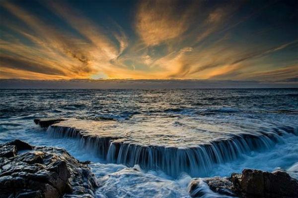 Hang Rái đẹp đến nín thở trong khoảnh khắc bắt đầu ngày mới