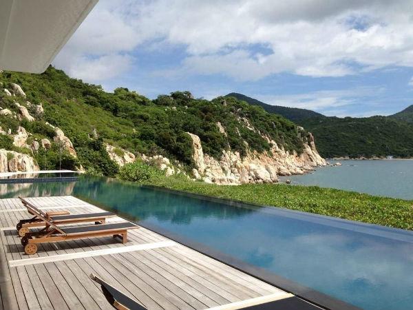 Vẻ đẹp sang chảnh của resort 6 sao Amanoi