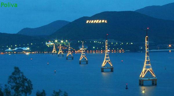 Cáp treo Vinpearl Land Nha Trang - tuyến cáp treo qua biển dài nhất thế giới