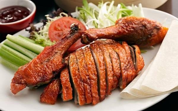Thưởng thức món ăn vịt quay Lạng Sơn trứ danh một phương