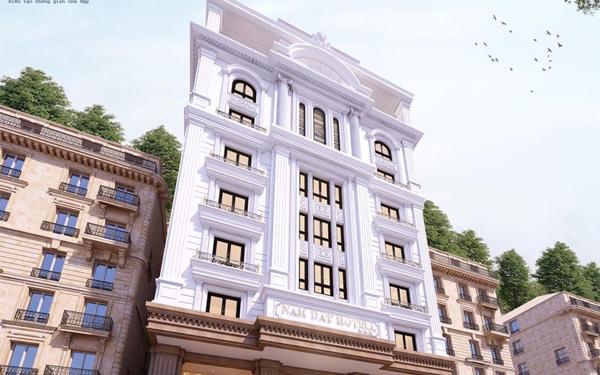 Giá xây hotel 3 sao phụ thuộc vào nhiều yếu tố