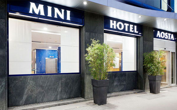 Xây khách sạn mini: Những điều bạn nhất định phải biết