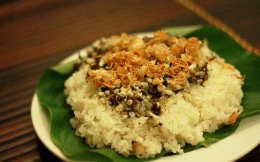 Khám phá xôi trứng kiến độc đáo trong ẩm thực Bắc Giang