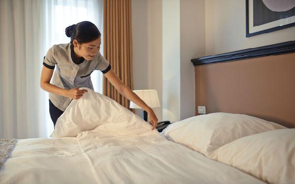 Nội quy khách sạn: 6 yêu cầu nhân viên buồng phòng phải đáp ứng được