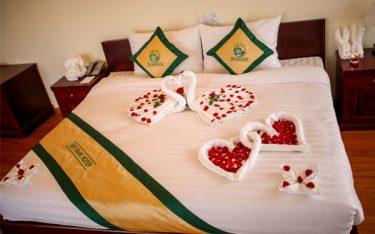 Tiêu chí chọn xưởng may chăn ga gối khách sạn đảm bảo đẹp, chất lượng