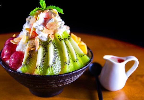 Bingsu là gì ? Các địa chi ăn bingsu ngon tại Hà Nội