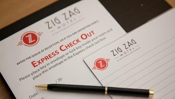 Quy trình express check-in