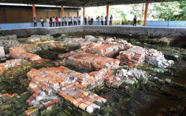 Ghé thăm khu di chỉ Óc Eo khám phá nền văn hóa cổ Nam Bộ