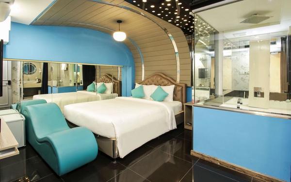 Trải nghiệm phòng ngủ khách sạn 2 sao đa phong cách ấn tượng
