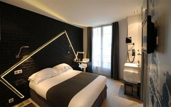 Tận hưởng không gian thu hút của phòng ngủ khách sạn 1 sao