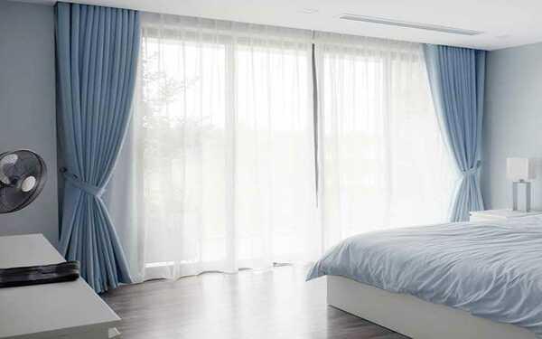Rèm cửa âm trần là xu hướng thiết kế rèm cửa mới hiện nay