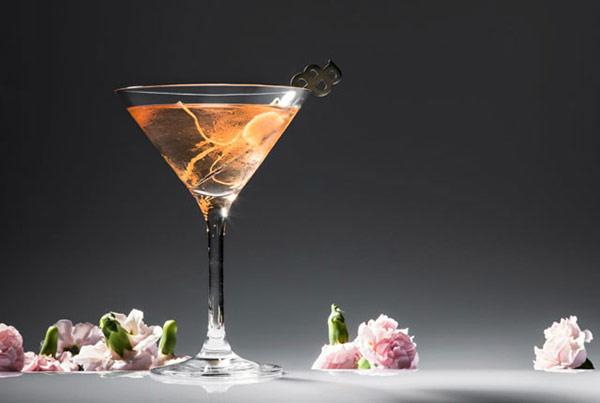 Vermouth dòng Martini là loại rượu khai vị nổi tiếng của Ý
