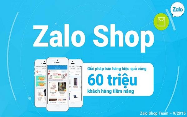 Tạo shop trên Zalo từ A – Z đơn giản và nhanh chóng