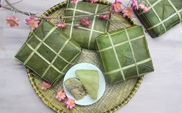 Bánh chưng Bờ Đậu: Đặc sản mang đậm nét Tết người Việt
