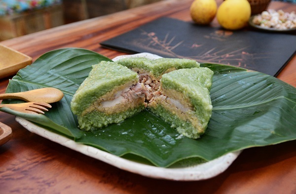 Bánh chưng Bờ Đậu: Đặc sản mang đậm nét tinh hoa dân tộc