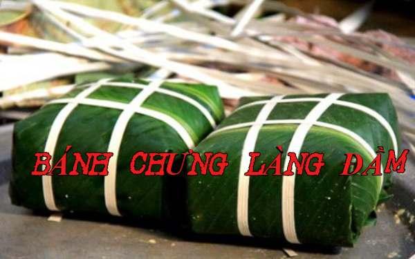 Bánh chưng làng Đầm: Gói gọn vị dân dã, nồng đượm trong từng lớp lá