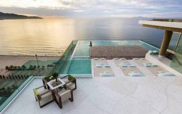 """Cách thiết kế bể bơi resort """"đẹp mê hồn"""", hút khách du lịch"""