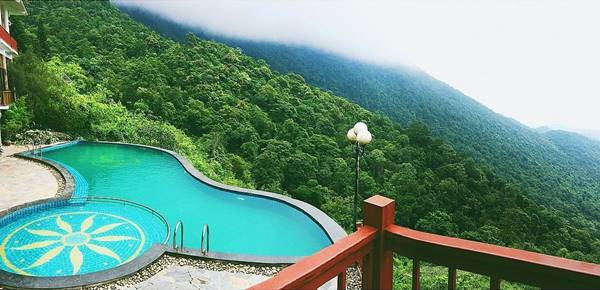 bể bơi resort đẹp nhất
