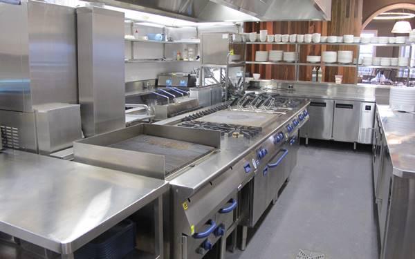 Bí quyết thiết kế bếp khách sạn 3 sao vừa đẹp vừa tiện nghi